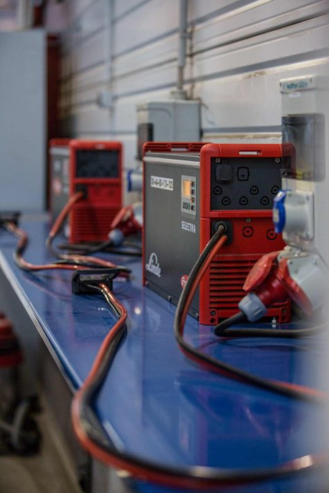 The Fronius devices with the new Ri charging process reduce energy consumption whilst increasing the service life of the traction batteries at the same time.